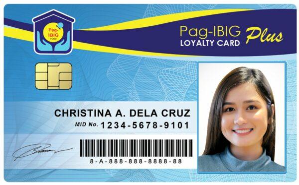 Pag-IBIG Loyalty Card - New Pag-IBIG Card
