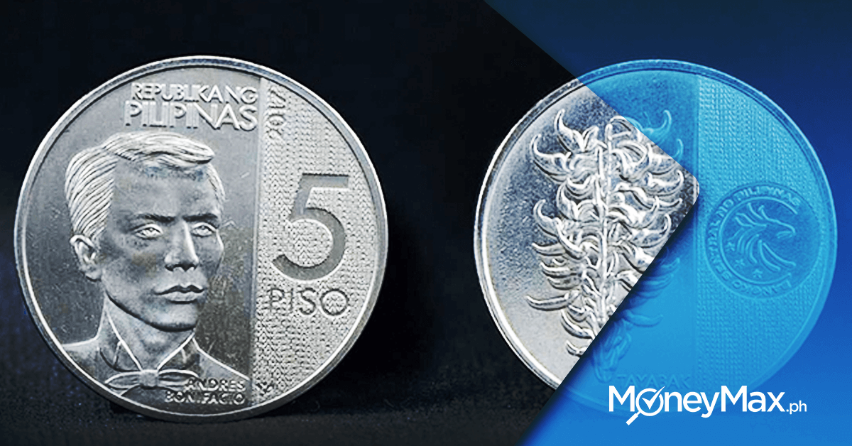 The Problem With The BSP's New 5-Peso Coin