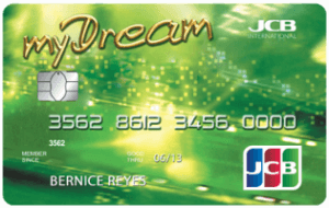 Credit Card for Low Income - RCBC Bankard myDream JCB
