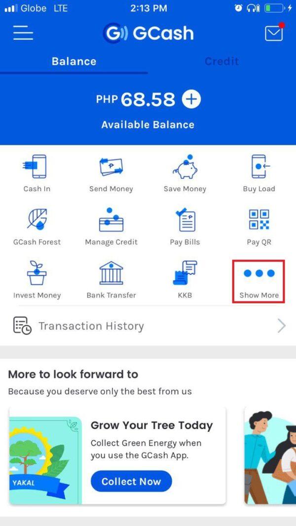 Budget Apps - GCash