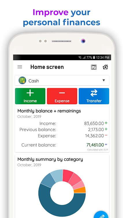 Budget Apps - Daily Expenses 3 app