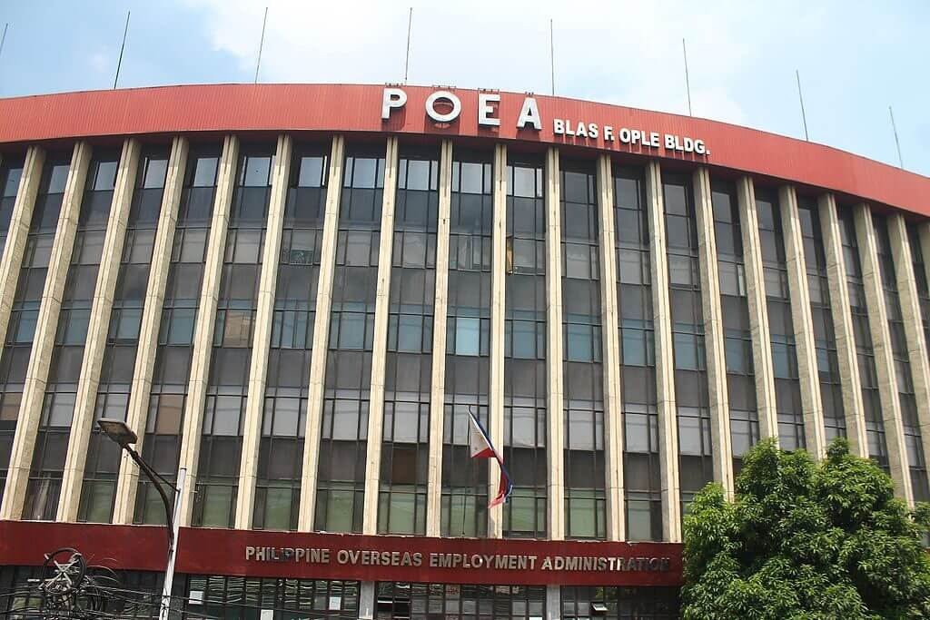 POEA,_Ortigas