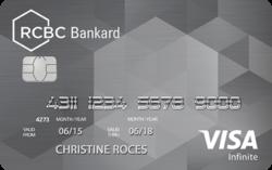 RCBC Visa Infinite