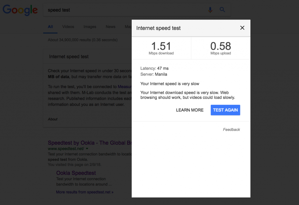 How to Check Your Broadband Performance with Internet Speed