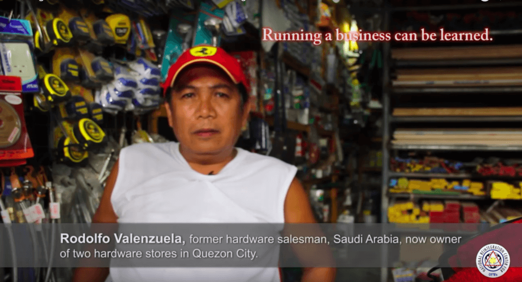 OFW business