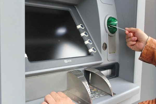 Credit Card Fees to Watch Out For - cash advance in ATM machine