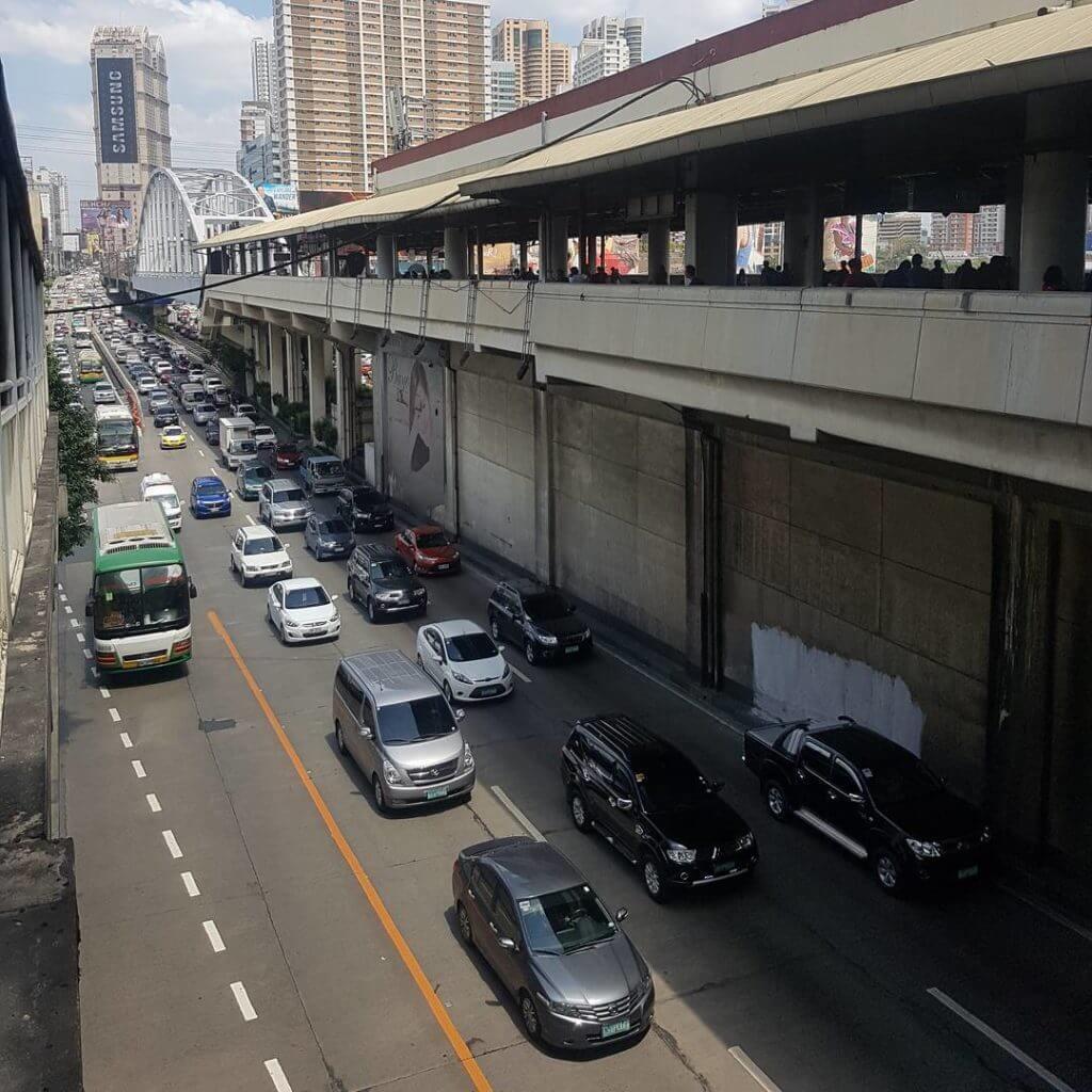 Beat Traffic This Holy Week