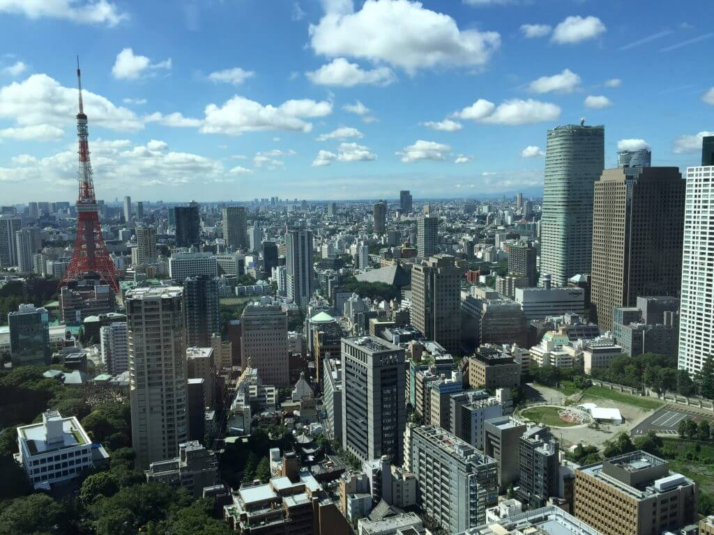 Japan safest country to work abroad