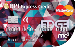 Best Credit Cards for Millennials - BPI Express Credit