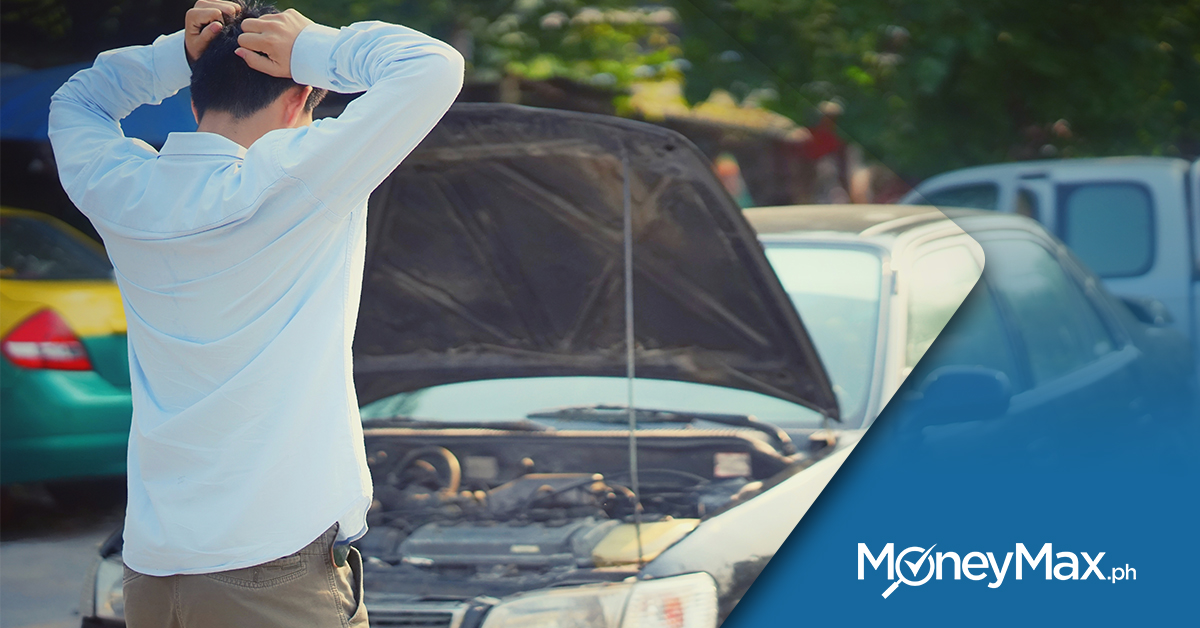 What Do When Car Breaks Down | MoneyMax.ph
