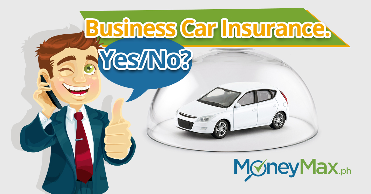 Business Car Insurance | MoneyMax.ph