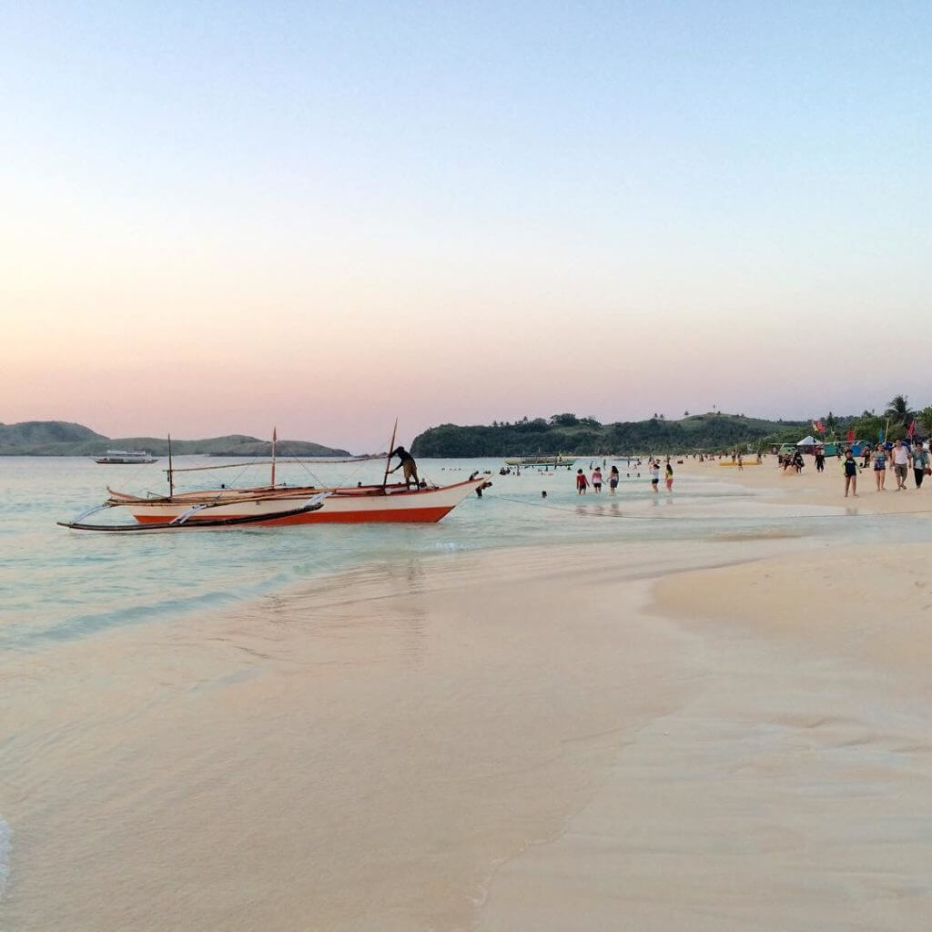 White Sand Beaches in the Philippines | Calaguas