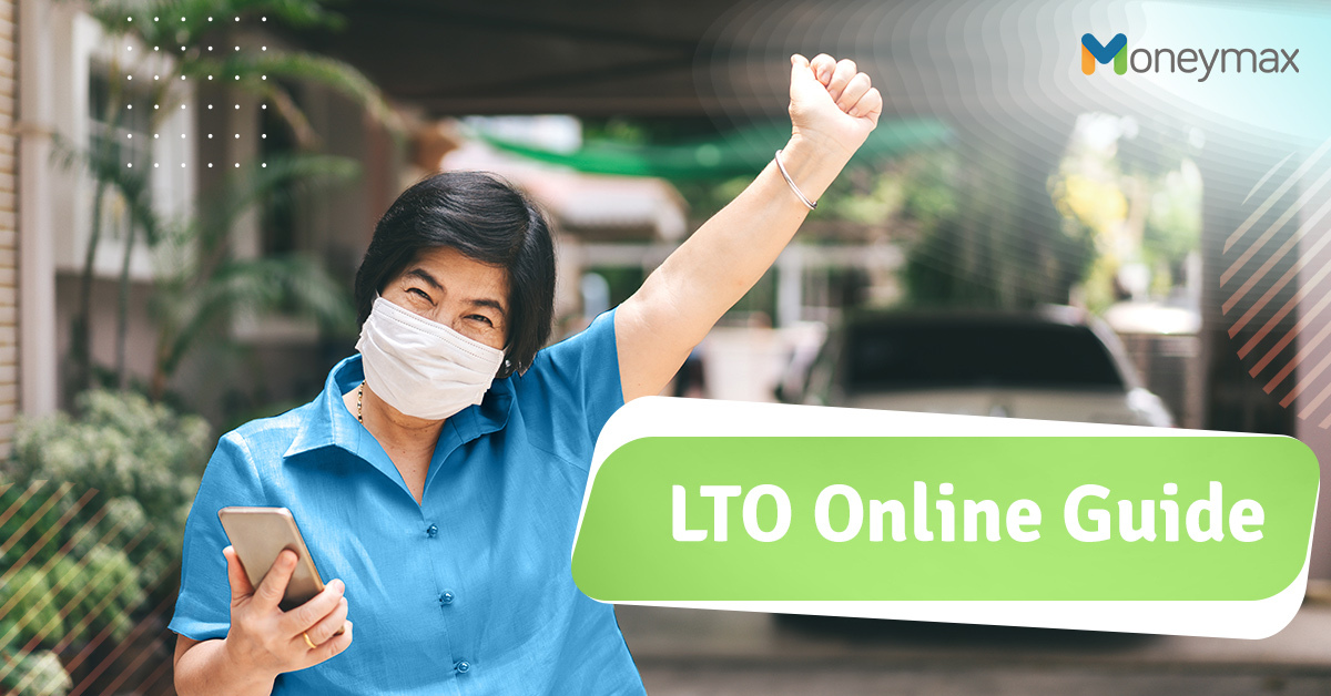 LTO Online Guide | Moneymax