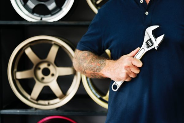 Car Maintenance Checklist - Check Your Tires