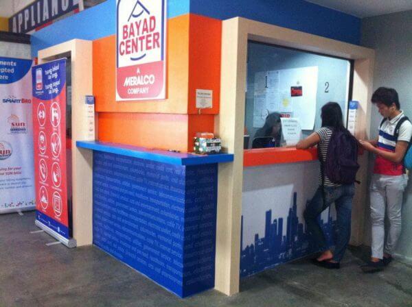 Bills Payment Center - Bayad Center