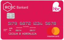 Best Co-branded Credit Cards - HBC-RCBC Bankard Mastercard | MoneyMax.ph