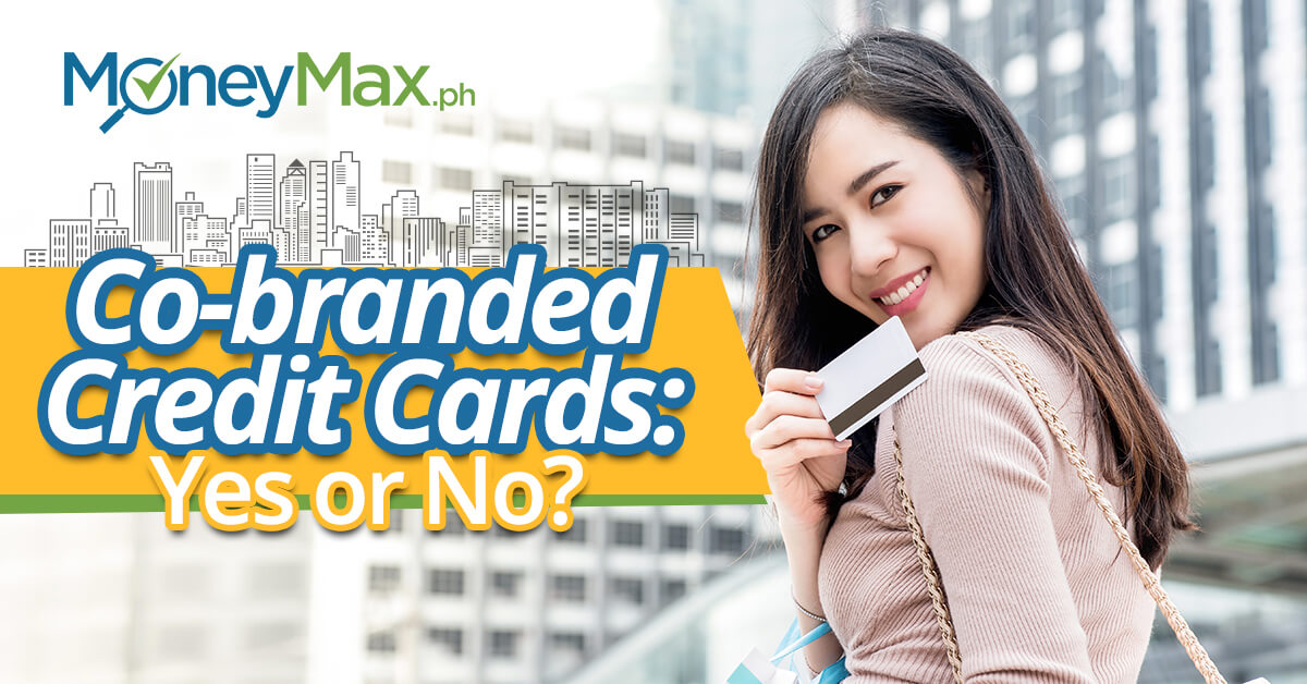 Co-branded Credit Cards in the Philippines | MoneyMax.ph