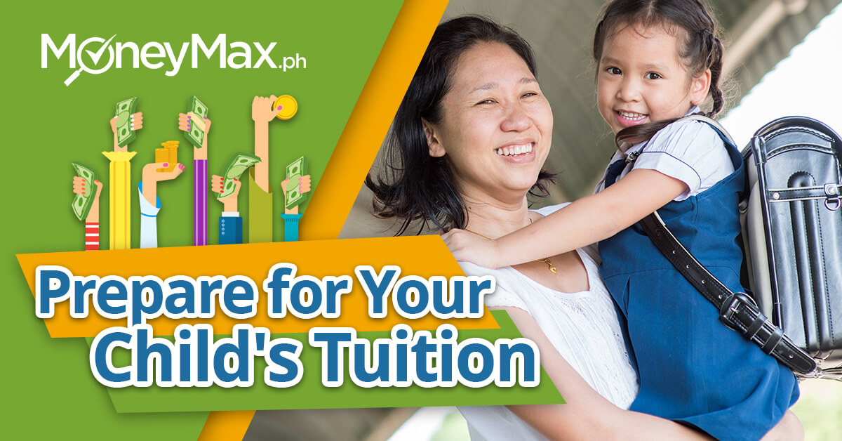 Tuition Fund | MoneyMax.ph