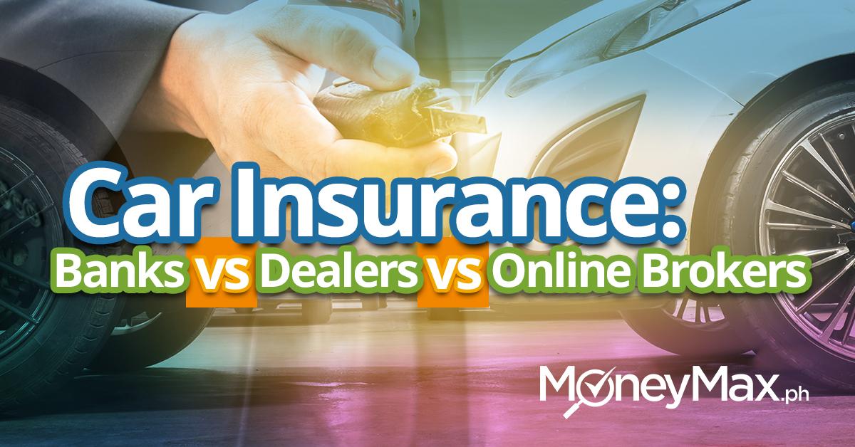 Getting Comprehensive Car Insurance: Bank, Dealer, or ...