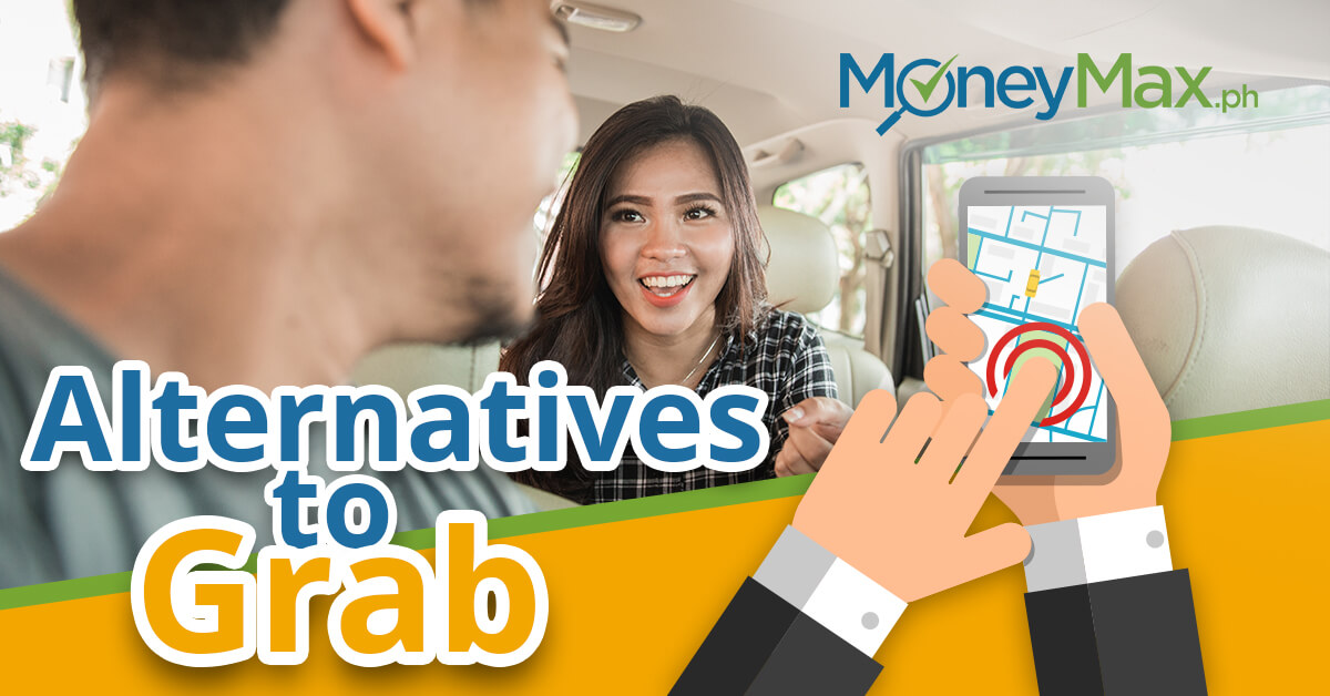 Ride-Hailing Companies Alternatives to Grab | MoneyMax.ph
