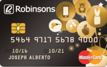 Best Co-branded Credit Cards - Robinsons Mastercard Gold | MoneyMax.ph