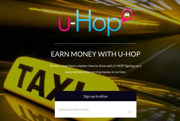 U-HOP TNVS Application | MoneyMax.ph