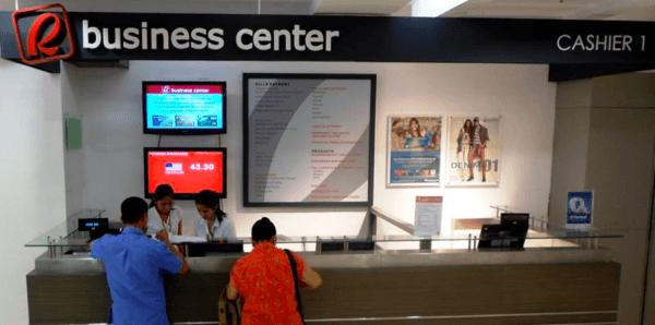 Bills Payment Center - Robinsons Business Center