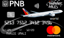 Best Co-branded Credit Cards - PNB-PAL Mabuhay Miles World Mastercard | MoneyMax.ph