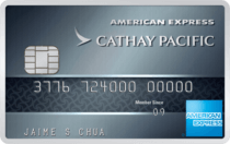 Best Co-branded Credit Cards - American Express Cathay Pacific Elite Card | MoneyMax.ph