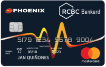 Best Co-branded Credit Cards - Phoenix RCBC Bankard Mastercard | MoneyMax.ph