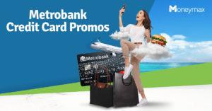 Metrobank credit card promos
