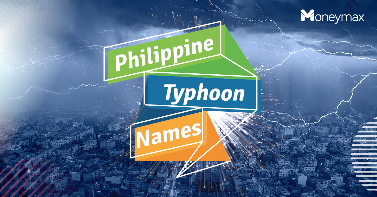 typhoon names in the philippines