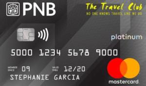 PNB The Travel Club Mastercard