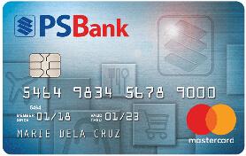 PSBank credit mastercard