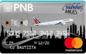 PNB PAL Mabuhay Miles NOW