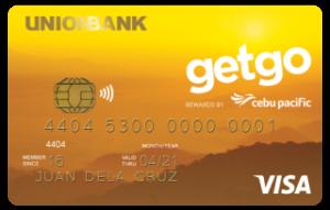 UnionBank Cebu Pacific GetGo