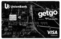 Best Co-Branded Credit Cards Philippines - CebuPacific GetGo Platinum