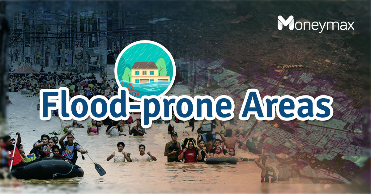 Flood-prone Areas in Metro Manila | Moneymax