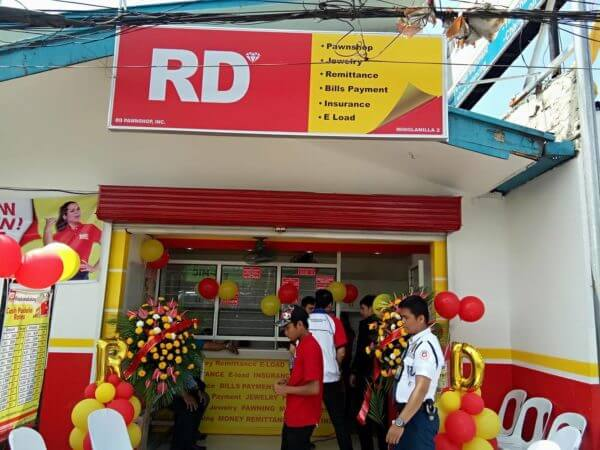 Remittance Centers in the Philippines - RD Pawnshop | MoneyMax.ph