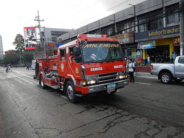 Vehicle Coding Exemptions for Fire Trucks | MoneyMax.ph
