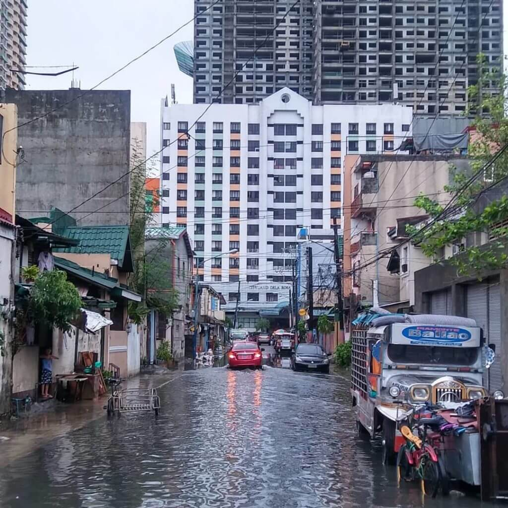 Flood-prone Areas in Metro Manila