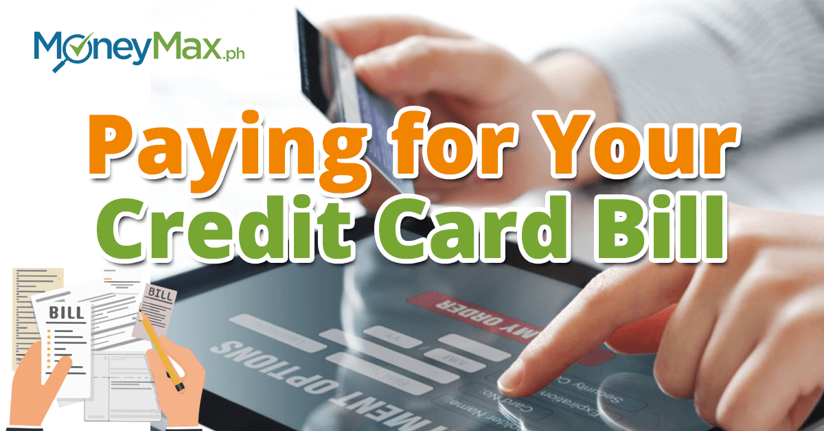 Credit Card Payment | MoneyMax.ph
