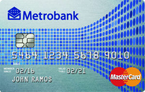 Credit Card for Low Income - Metrobank M Free Mastercard
