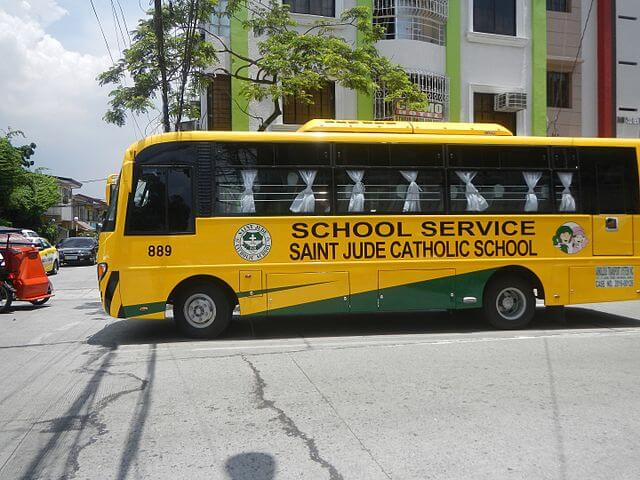 Vehicle Coding Exemptions for School Buses | MoneyMax.ph