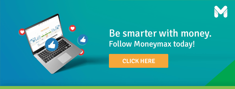 follow Moneymax Official Page on Facebook
