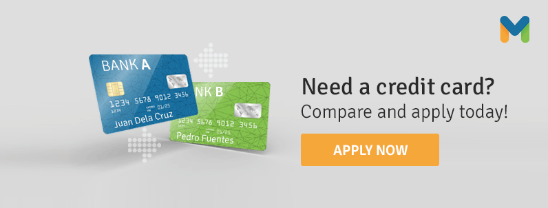 Compare and apply for a credit card today!