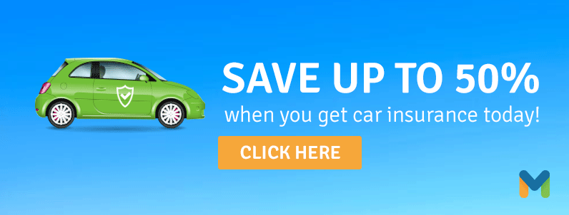 Save up to 50% when you get car insurance today!