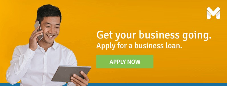apply for a business loan with Moneymax