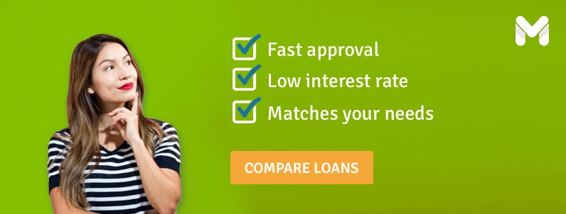 Compare personal loans with Moneymax!