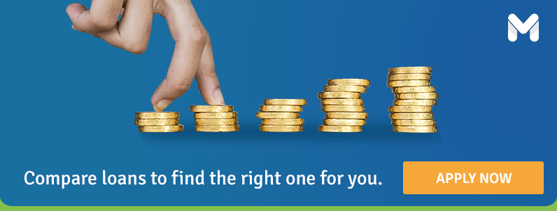 Compare loans at Moneymax.